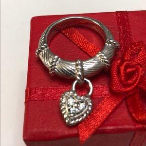 Size6 Judith Ripka ring